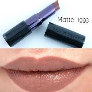 Urban Decay Matte 1993 Lipstick
